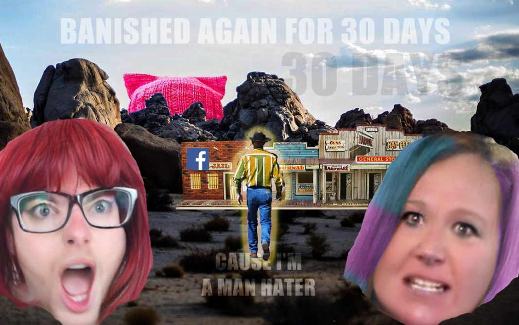 30 Days in Facebook Jail